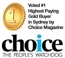 Highest Paying Gold Buyer in Sydney. Choice Magazine